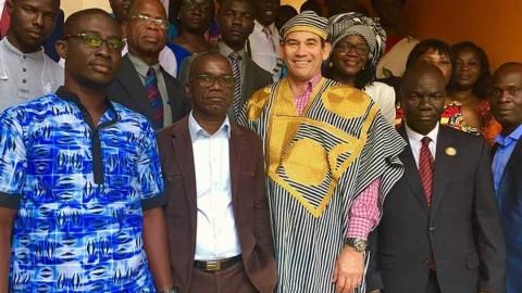 Semaine promotionnelle Australia Awards Africa Abidjan